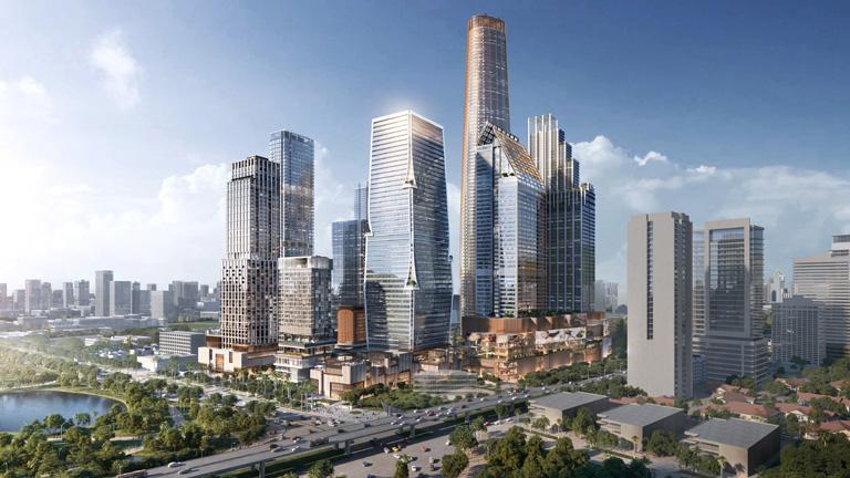 バンコクでスマートシティ開発を支援 | 三井広報委員会